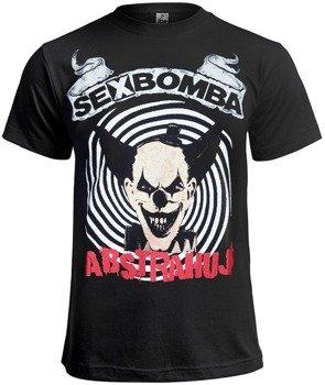 koszulka SEXBOMBA - ABSTRAHUJ