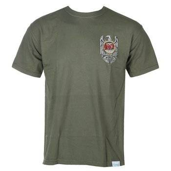 koszulka SLAYER - BRILLIANT ABYSS zielona