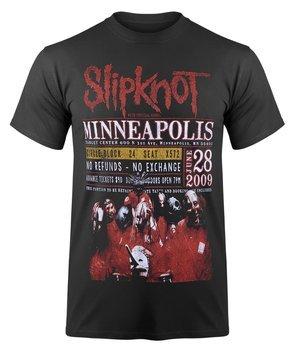koszulka SLIPKNOT - MINNEAPOLIS '09 ekologiczna