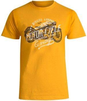 koszulka SMITHS - LEGEND żółta