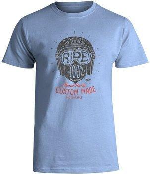 koszulka SMITHS - RIDE niebieska