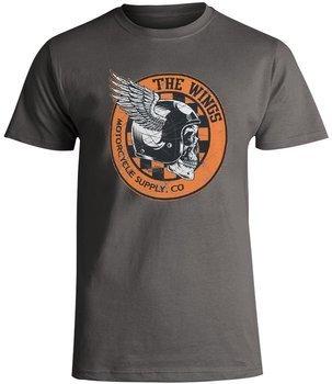 koszulka SMITHS - WINGS szara