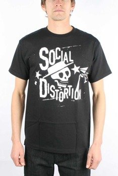 koszulka SOCIAL DISTORTION - DISTRESSED STARS