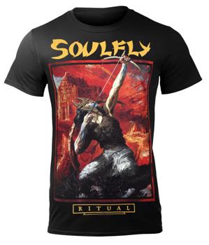 koszulka SOULFLY - RITUAL