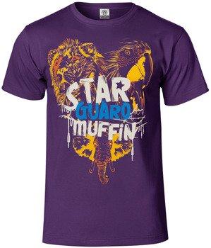 koszulka STAR GUARD MUFFIN wrzosowa
