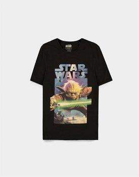 koszulka STAR WARS - YODA POSTER