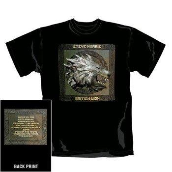 koszulka STEVE HARRIS - BRITISH LION