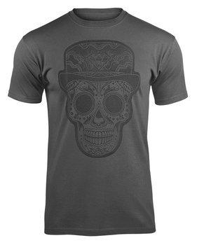 koszulka SUGAR SKULL WITH HAT