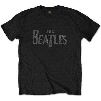 koszulka THE BEATLES - DROP T LOGO (DIAMANTE)