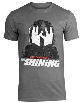 koszulka THE SHINING - KUBRICKS SHINING szara