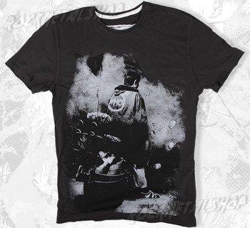 koszulka THE WHO - QUADROPHENIA szara