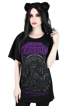 koszulka damska KILL STAR - DEATH IS CERTAIN