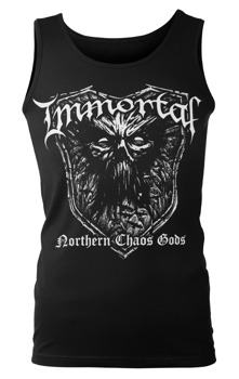 koszulka na ramiączkach IMMORTAL - CHAOS