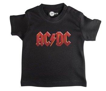 koszulka niemowlęca AC/DC - LOGO