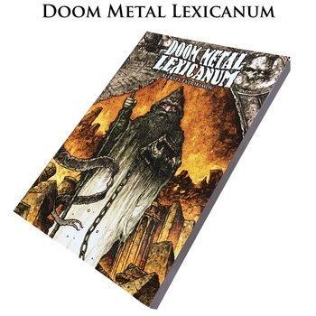 książka DOOM METAL LEXICANUM - Aleksey Evdokimov, wersja anglojęzyczna