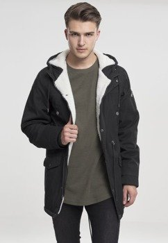 kurtka CANVAS COTTON PARKA
