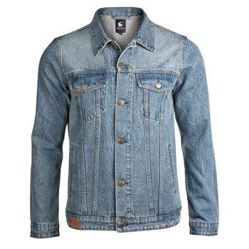 kurtka DENIM JACKET blue jeansowa