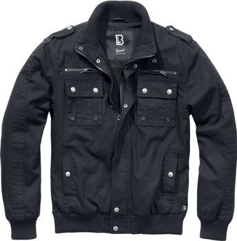 kurtka LENNOX JACKET black