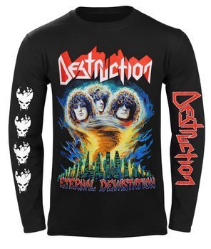 longsleeve DESTRUCTION - ETERNAL DEVASTATION