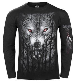 longsleeve FOREST WOLF