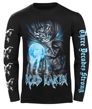 longsleeve ICED EARTH - 30TH ANNIVERSARY
