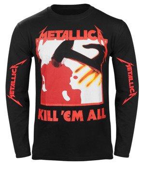 longsleeve METALLICA - KILL EM ALL