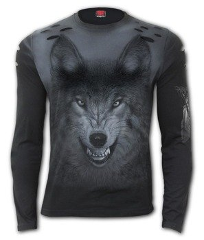 longsleeve SHADOW WOLF