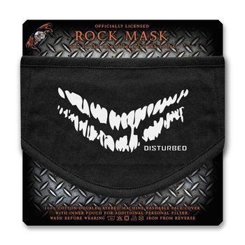 maska ochronna DISTURBED - SMILE