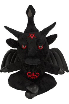 maskotka KILLSTAR - DARK LORD (BLACK/RED)