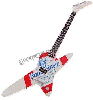 miniaturka gitary W.A.S.P. CHRIS HOLMES - JACKSON BUDWEISER STYLE