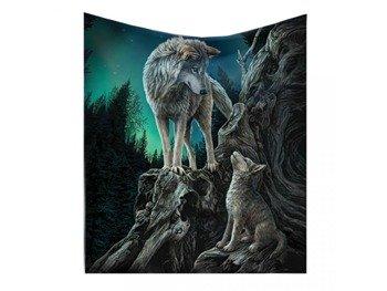 narzuta/koc GUIDANCE WOLF