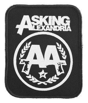 naszywka ASKING ALEXANDRIA