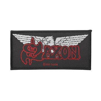 naszywka SAXON - LOGO/EAGLE