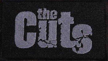 naszywka THE CUTS - SZARE LOGO