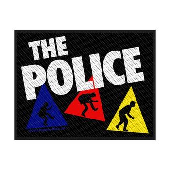 naszywka THE POLICE - TRIANGLES