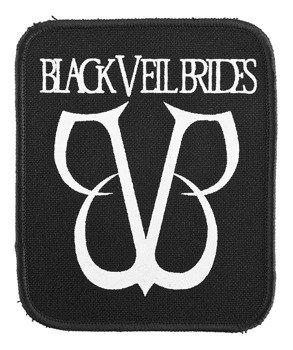 naszywka termiczna BLACK VEIL BRIDES