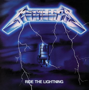 obraz na płótnie METALLICA - RIDE THE LIGHTNING