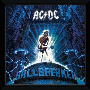 obraz w ramie AC/DC - BALLBREAKER