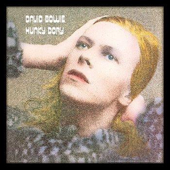 obraz w ramie DAVID BOWIE - HUNKY DORY