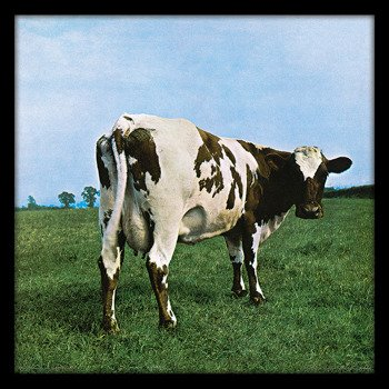 obraz w ramie PINK FLOYD - ATOM HEART MOTHER