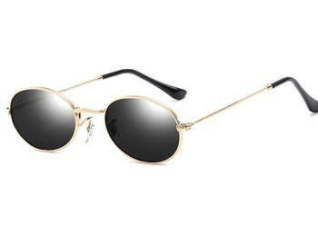 okulary LENONKI STEAMPUNK  BLACK/GOLD