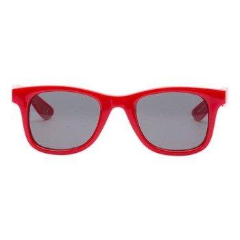okulary VANS - JANELLE HIPSTER CRIMSON