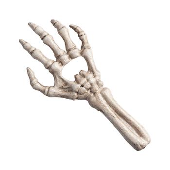 otwieracz SKELETAL HAND, white