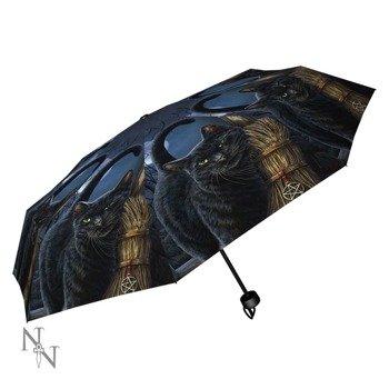 parasolka A BRUSH WITH MAGIK