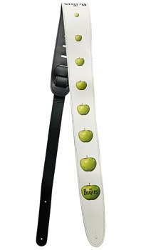 pas do gitary THE BEATLES -  APPLE vegan leather, 63 mm