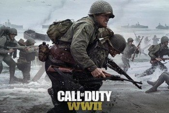 plakat CALL OF DUTY WWII - COMARADERIE