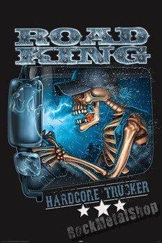 plakat HARDCORE TRUCKER