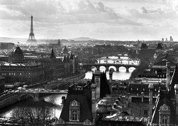 plakat PARYŻ - PARIS FRANCE