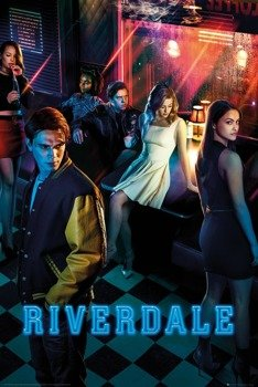 plakat RIVERDALE - SEASON ONE KEY ART