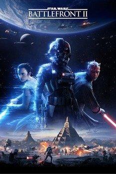 plakat STAR WARS - BATTLEFRONT II